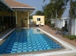 House for sale in Palm Garden Hua Hin - pool