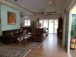 House for sale in Palm Garden Hua Hin - living room