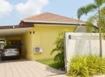 House for sale in Palm Garden Hua Hin - carport