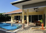 House for sale in Palm Garden Hua Hin - terrace