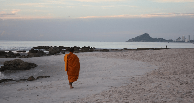 History of the Hua-Hin District in Thailand