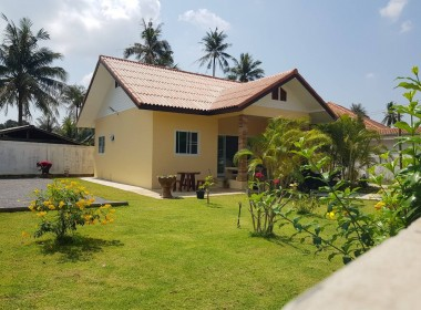 Best priced two bedroom villa for sale Pranburi