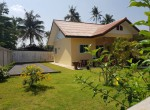 Best priced two bedroom villa for sale Pranburi - garden