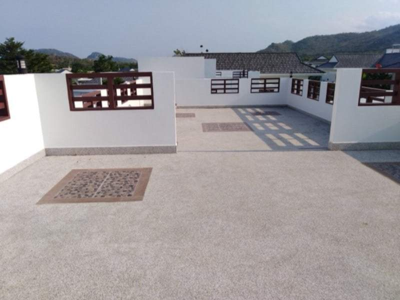 Sivana Garden resale villa with 2 bedroom - rooftop terrace