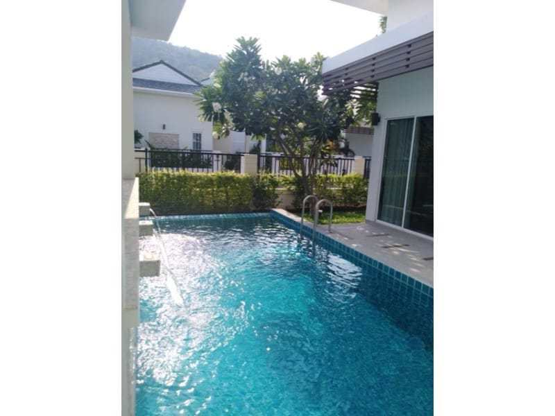 Sivana Garden resale villa with 2 bedroom - view