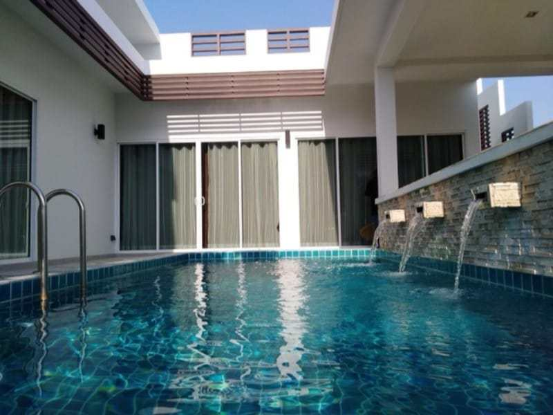 Sivana Garden resale villa with 2 bedroom - pool