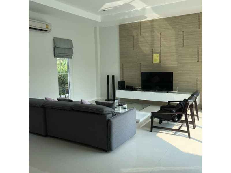 House for sale Sivana Garden Hua Hin - living room