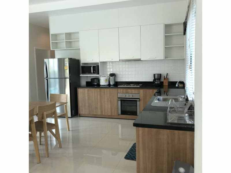 House for sale Sivana Garden Hua Hin - kitchen