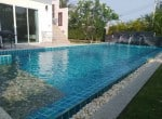 House for sale Sivana Garden Hua Hin - pool
