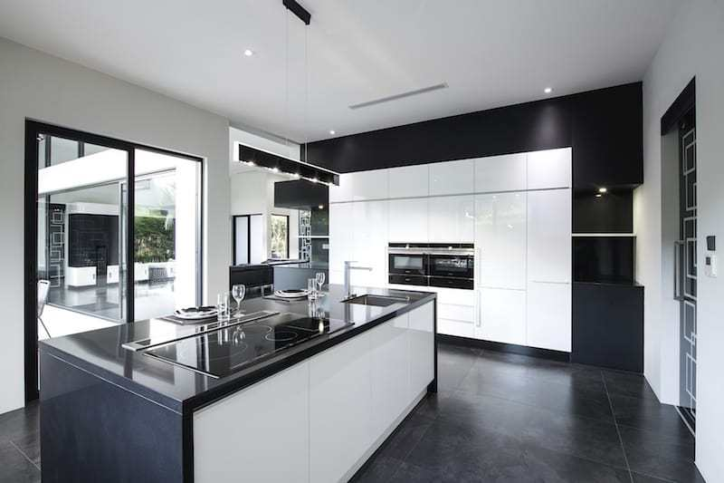 Baan Ing Phu luxury villa for sale - kitchen