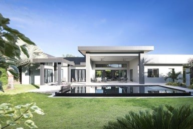 Baan Ing Phu luxury villa for sale