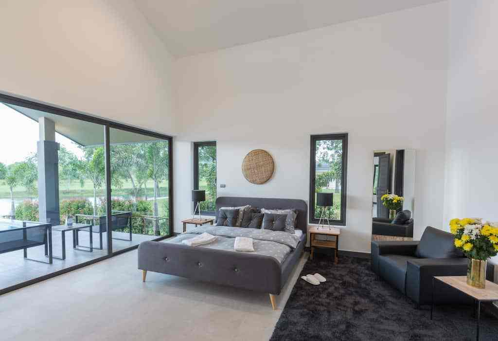 Sanctuary Lakes Hua Hin - master bedroom