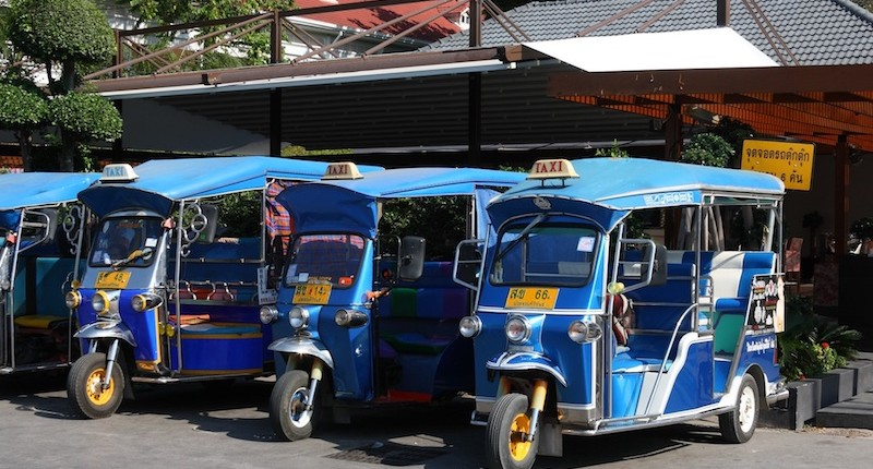 What's the Best Way to Get Around Hua Hin?