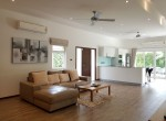 Best priced resale villa Mali Residence - living area
