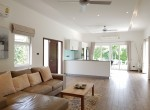 Best priced resale villa Mali Residence - living room