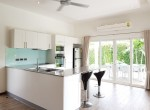 Best priced resale villa Mali Residence - kitchen