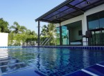 Three bed villa by Phu Montra - pool