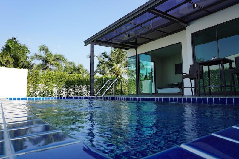 Three bed villa by Phu Montra