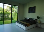 Three bed villa by Phu Montra - master