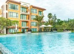 Bella Costa 3 bed penthouse for sale - pool