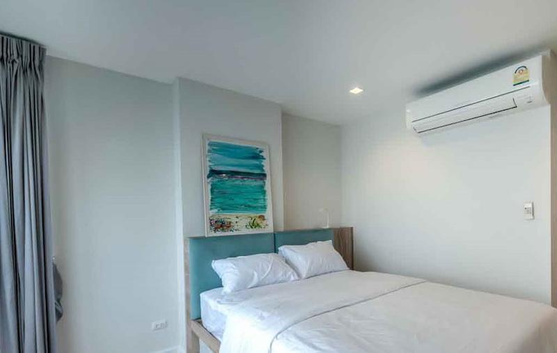 Bella Costa 3 bed penthouse for sale - guest bedroom