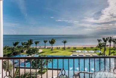 Bella Costa 3 bed penthouse for sale - view