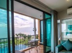 Bella Costa 3 bed penthouse for sale - balcony view