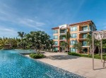 Bella Costa 3 bed penthouse for sale - pool area