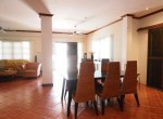 Baan Silvia House in the city center for sale - dining