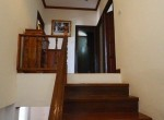 Baan Silvia House in the city center for sale - staircase