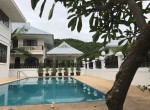 Massive town center villa for sale - pool