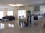 Home for sale Hua Hin center - living area