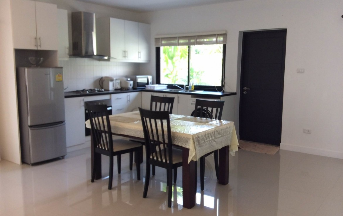 Home for sale Hua Hin center - dining