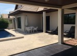 Home for sale Hua Hin center - outside