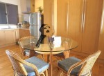 Boathouse Hua Hin Apartment for sale  - dining