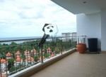 Boathouse Hua Hin Apartment for sale  - balcony