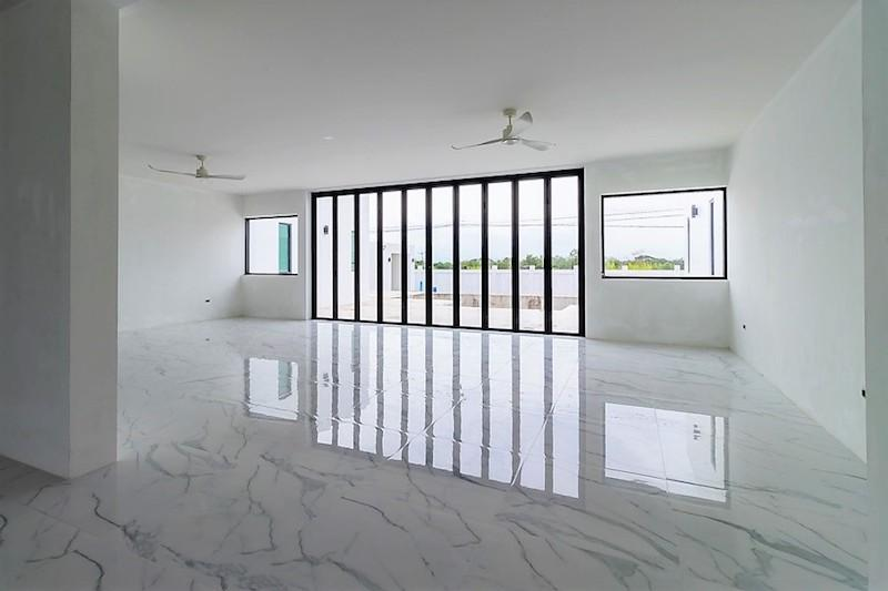 Modern Villa with rooftop terrace for sale - living area