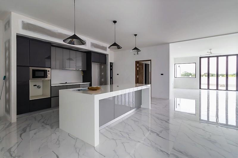 Modern Villa with rooftop terrace for sale - kitchen