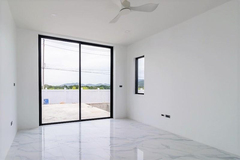 Modern Villa with rooftop terrace for sale - bedroom