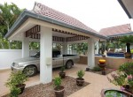Spacious villa for sale Smart House - carport
