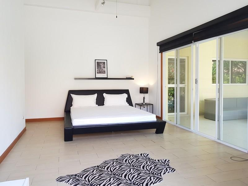 Best price pool villa for sale - master bed