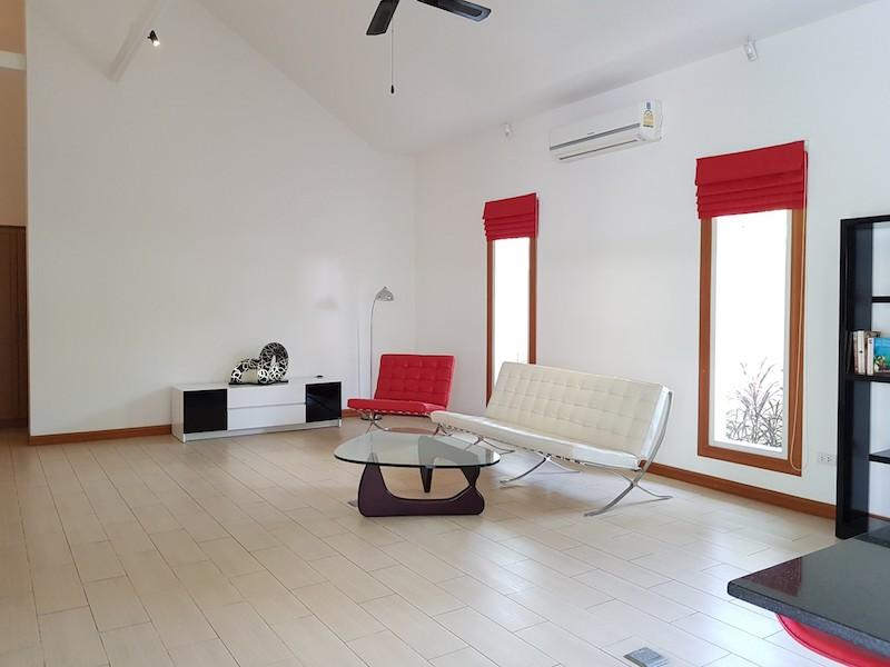 Best price pool villa for sale - living room