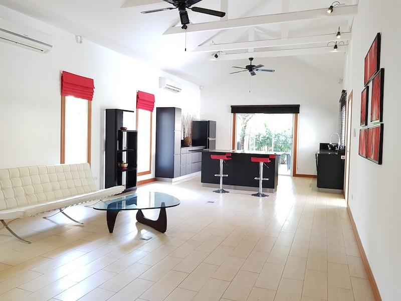 Best price pool villa for sale - living area