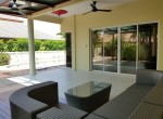 Best price pool villa for sale - covered terrace