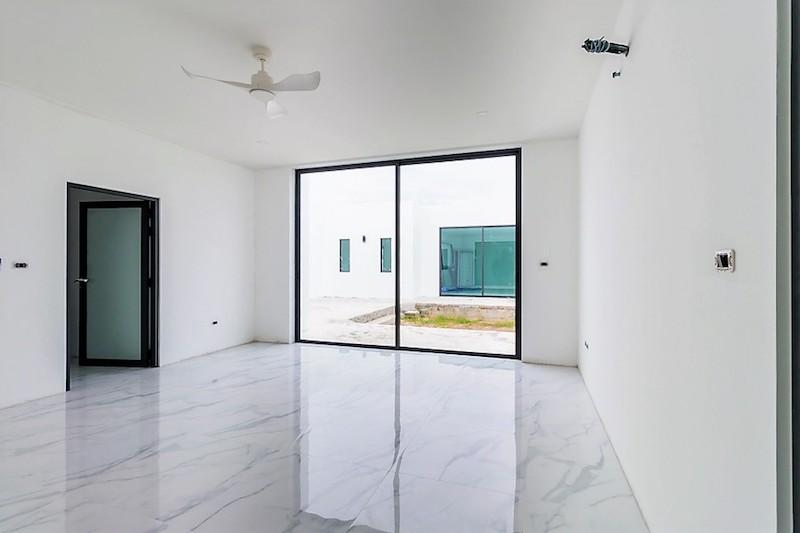 Modern Villa with rooftop terrace for sale - guest room
