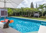 Mali Residence resale with separate guest house - pool