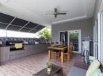Mali Residence resale with separate guest house - outdoor kitchen