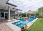 Mali Residence resale with separate guest house - garden