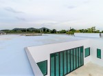 Modern Villa with rooftop terrace for sale - rooftop