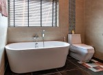 Resale villa in The Clouds - bathtub